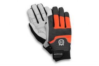 Gloves with saw protection, Technical